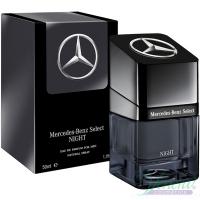 Mercedes-Benz Select Night EDP 50ml pentru Bărbați Arome pentru Bărbați