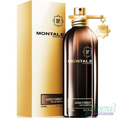 Montale Aoud Forest EDP 100ml pentru Bărbați și Femei Unisex Parfumuri