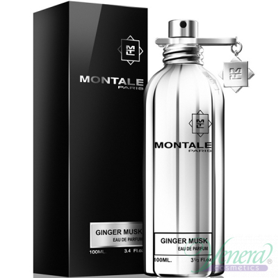 Montale Ginger Musk EDP 50ml pentru Bărbați and Women Unisex Fragrances