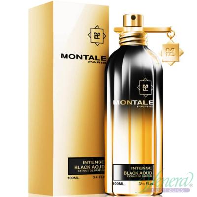 Montale Intense Black Aoud Extrait de Parfum EDP 100ml pentru Bărbați și Femei Unisex Parfumuri