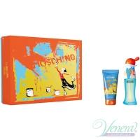 Moschino Cheap & Chic I Love Love Set (EDT 30ml + BL 50ml) pentru Femei
