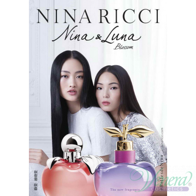 Nina Ricci Luna Blossom EDT 80ml pentru Femei fără de ambalaj Women's Fragrances without package