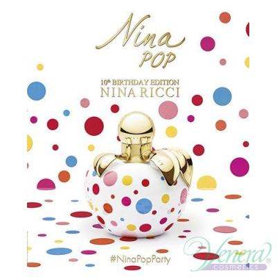 Nina Ricci Nina Pop EDT 80ml pentru Femei produs fără ambalaj Produse fără ambalaj