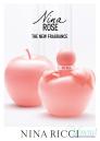 Nina Ricci Nina Rose EDT 80ml pentru Femei produs fără ambalaj