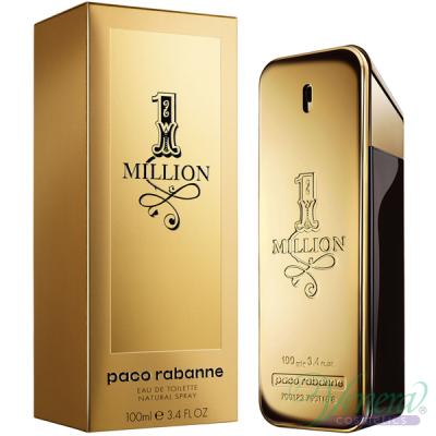 Paco Rabanne 1 Million EDT 100ml for Men Men's Fragrance