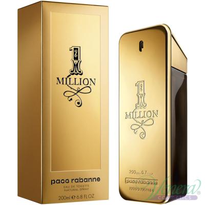 Paco Rabanne 1 Million EDT 200ml for Men Men's Fragrance