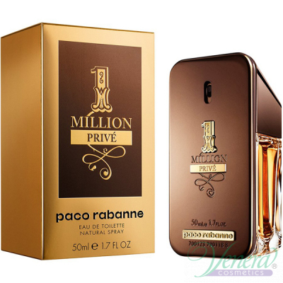 Paco Rabanne 1 Million Prive EDP 50ml for Men Men's Fragrance