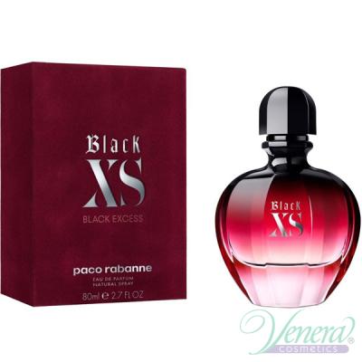 Paco Rabanne Black XS Eau de Parfum Set (EDP 80ml + BL 100ml) pentru Femei Seturi