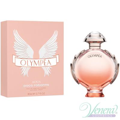 Paco Rabanne Olympea Aqua Eau de Parfum Legere EDP 80ml pentru Femei Parfumuri pentru Femei