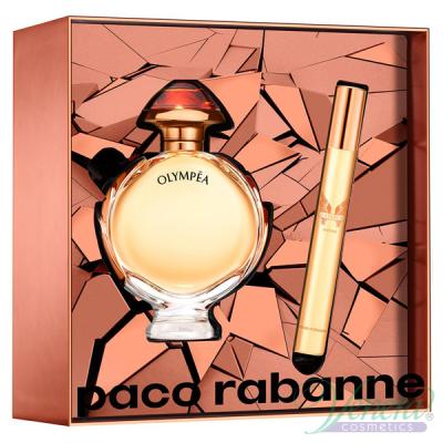 Paco Rabanne Olympea Intense Set (EDP 50ml + EDP 10ml) for Women Sets