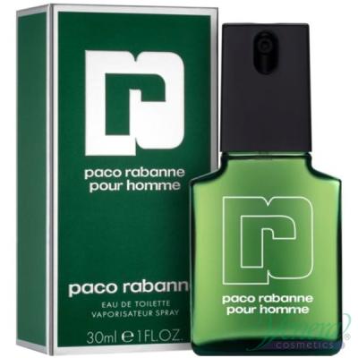 Paco Rabanne Paco Rabanne Pour Homme EDT 30ml pentru Bărbați Arome pentru Bărbați