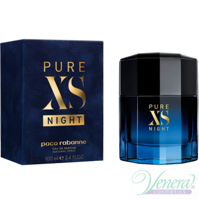 Paco Rabanne Pure XS Night EDP 100ml pentru Bărbați Men's Fragrance