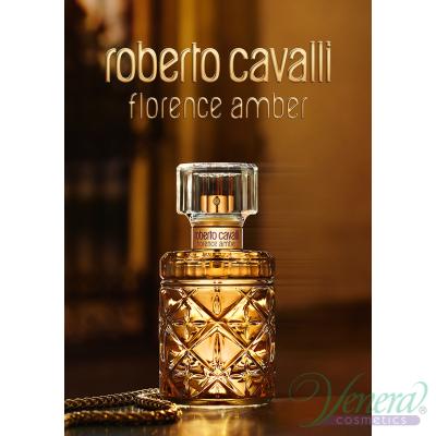 Roberto Cavalli Florence Amber EDP 30ml pentru Femei Parfumuri pentru Femei