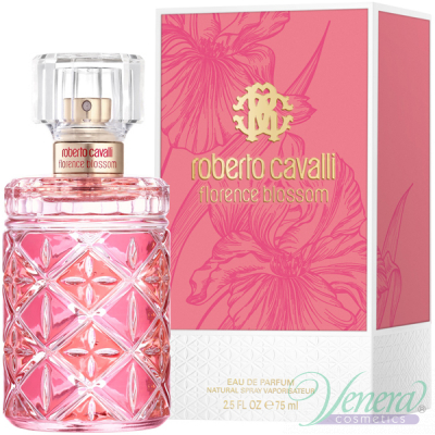 Roberto Cavalli Florence Blossom EDP 75ml pentru Femei