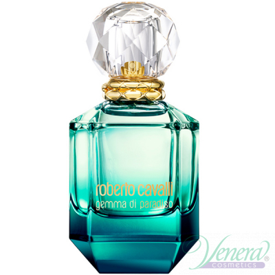 Roberto Cavalli Gemma di Paradiso EDP 75ml pentru Femei produs fără ambalaj Women's Fragrances without package