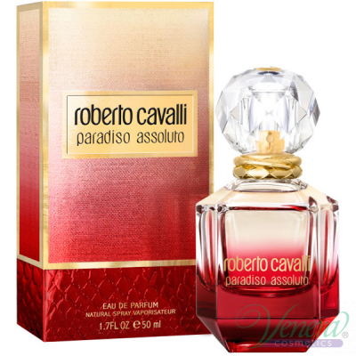 Roberto Cavalli Paradiso Assoluto EDP 50ml for Women Women's Fragrance