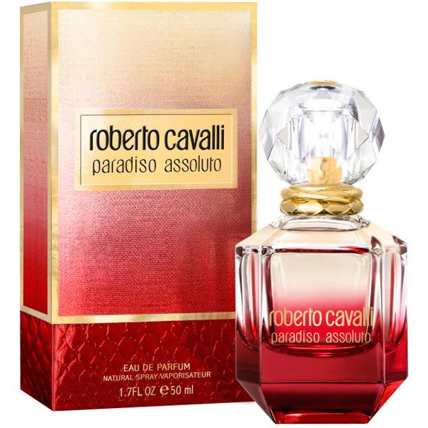Roberto Cavalli Paradiso Assoluto EDP 50ml pentru Femei