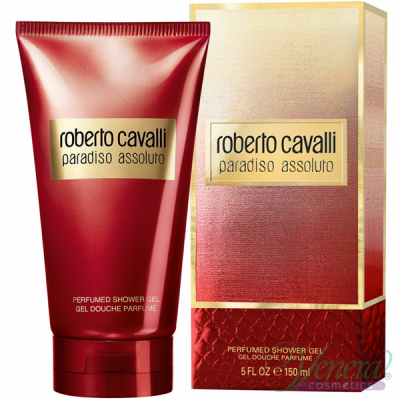 Roberto Cavalli Paradiso Assoluto Shower Gel 150ml pentru Femei Women's face and body products