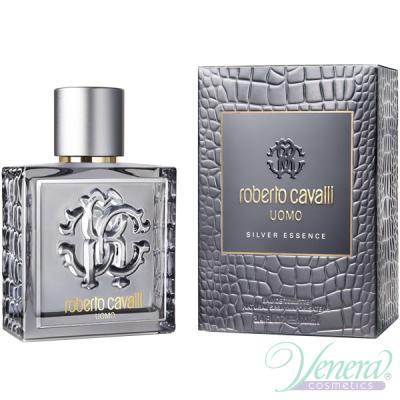 Roberto Cavalli Uomo Silver Essence EDT 60ml for Men Men's Fragrance