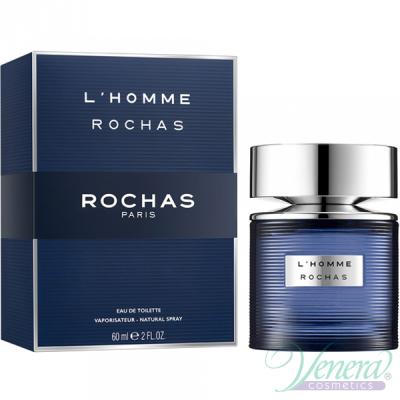 Rochas L'Homme EDT 60ml pentru Bărbați
