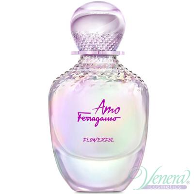 Salvatore Ferragamo Amo Ferragamo Flowerful EDT 100ml pentru Femei produs fără ambalaj Produse fără ambalaj