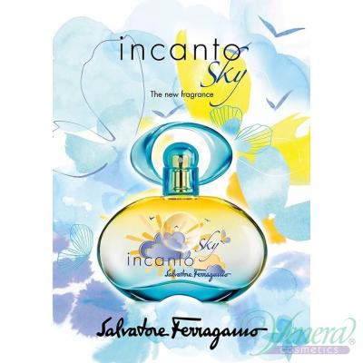 Salvatore Ferragamo Incanto Sky EDT 30ml pentru Femei Parfumuri pentru Femei
