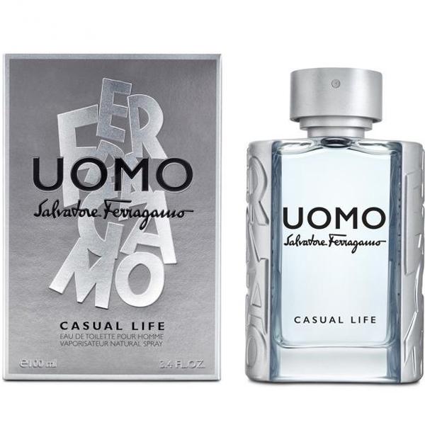 Salvatore Ferragamo Uomo Casual Life EDT 30ml pentru Bărbați
