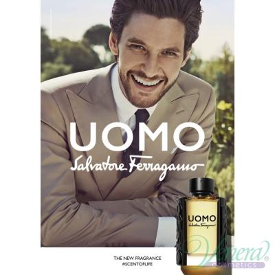 Salvatore Ferragamo Uomo Salvatore Ferragamo EDT 50ml pentru Bărbați Men's Fragrance