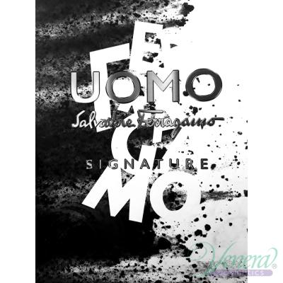 Salvatore Ferragamo Uomo Signature EDP 100ml pentru Bărbați produs fără ambalaj Produse fără ambalaj