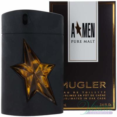 Thierry Mugler A*Men Pure Malt EDT 100ml for Men Men's Fragrance