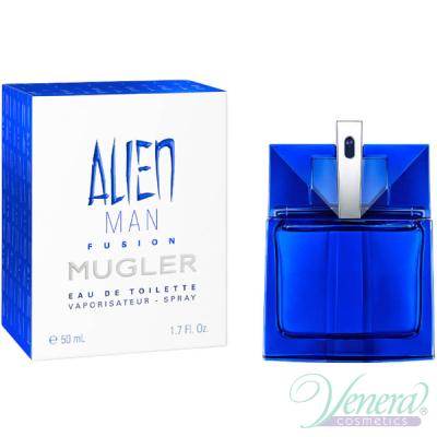Thierry Mugler Alien Man Fusion EDT 50ml pentru Bărbați AROME PENTRU BĂRBAȚI