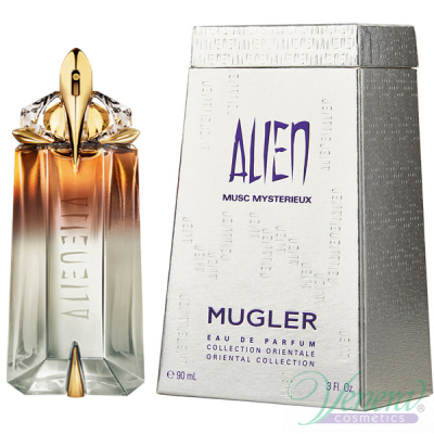 Thierry Mugler Alien Musc Mysterieux EDP 90ml pentru Femei Women's Fragrance