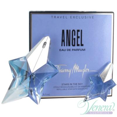 Thierry Mugler Angel Set (EDP 25ml + EDP 5ml) pentru Femei Sets