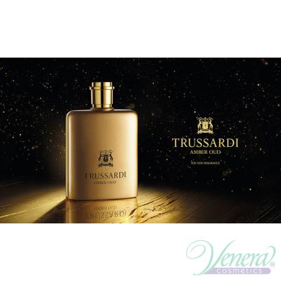 Trussardi Amber Oud EDP 100ml pentru Bărbați Men's Fragrance