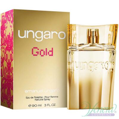 Ungaro Gold EDT 90ml pentru Femei AROME PENTRU FEMEI