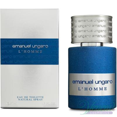 Ungaro L'Homme EDT 50ml pentru Bărbați