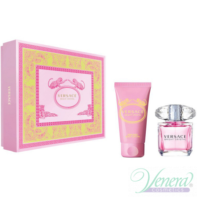 Versace Bright Crystal Set (EDT 30ml + BL ...