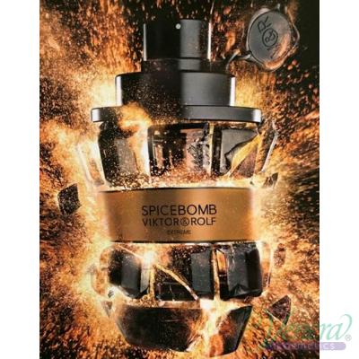 Viktor & Rolf Spicebomb Extreme EDP 90ml pentru Bărbați Men's Fragrance