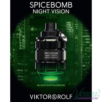 Viktor & Rolf Spicebomb Night Vision EDT 90ml pentru Bărbați AROME PENTRU BĂRBAȚI