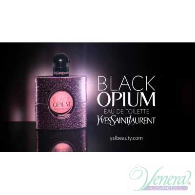 YSL Black Opium Eau de Toilette EDT 90ml pentru Femei fără de ambalaj Products without package