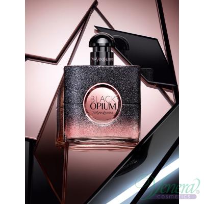 YSL Black Opium Floral Shock EDP 50ml pentru Femei Women's Fragrance