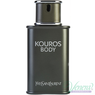 YSL Body Kouros EDT 100ml for Men Without Package Men's Fragrances without package