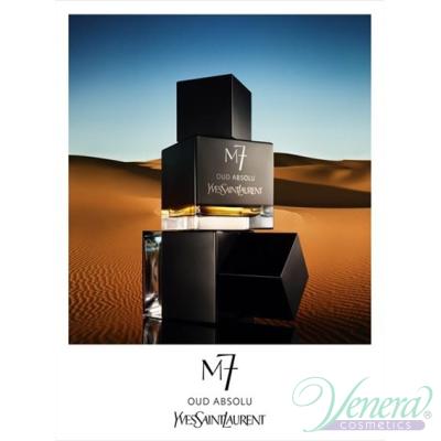 YSL La Collection M7 Oud Absolu EDT 80ml pentru Bărbați Arome pentru Bărbați