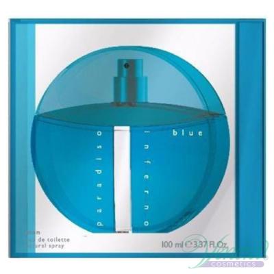 Benetton Paradiso Inferno Blue EDT 100ml pentru Bărbați Parfumuri pentru Bărbați