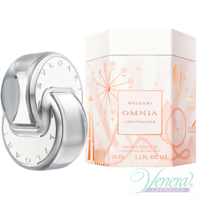 Bvlgari Omnia Crystalline EDT 65ml Omnilandia Box pentru Femei