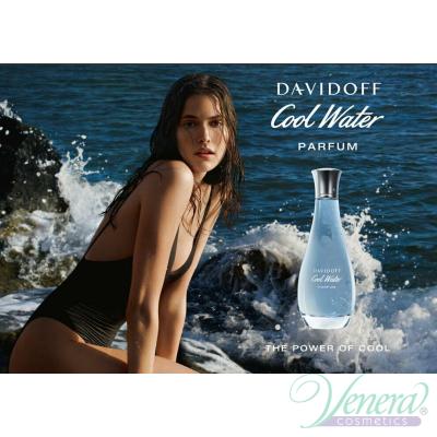 Davidoff Cool Water Parfum for Her EDP 100ml pentru Femei Arome pentru Femei