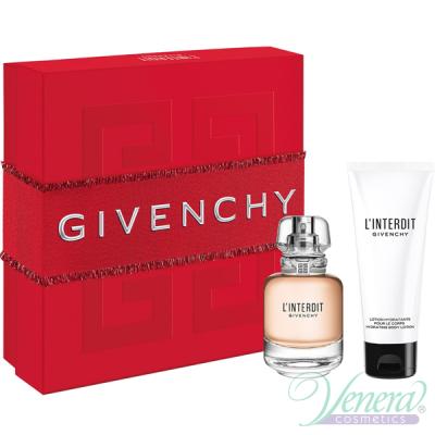 Givenchy L'Interdit EDP  50ml pentru Femei Seturi pentru Femei