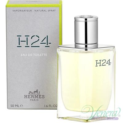 Hermes H24 EDT 50ml pentru Bărbați Arome pentru Bărbați