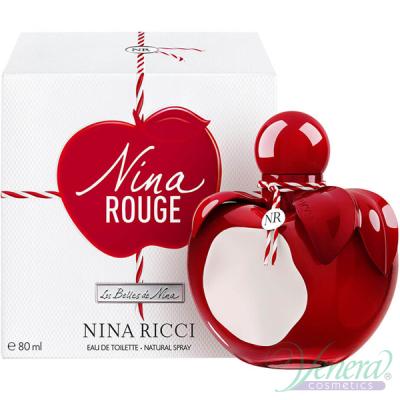 Nina Ricci Nina Rouge EDT 80ml pentru Femei