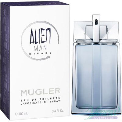 Thierry Mugler Alien Man Mirage EDT 100ml pentru Bărbați AROME PENTRU BĂRBAȚI